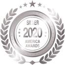 America Awards - Silver - 2020