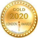 London Awards Gold - 2020