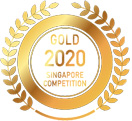 Singapore Awards - Gold - 2020