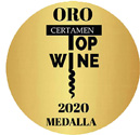 Top wine gold - 2020 + petit