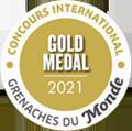 Grenache du monde 2021 - Gold ++ petit