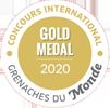 Grenaches du monde - Gold 2020 + petit